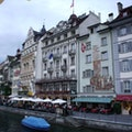 Hotel des Alpes Luzern  Switzerland