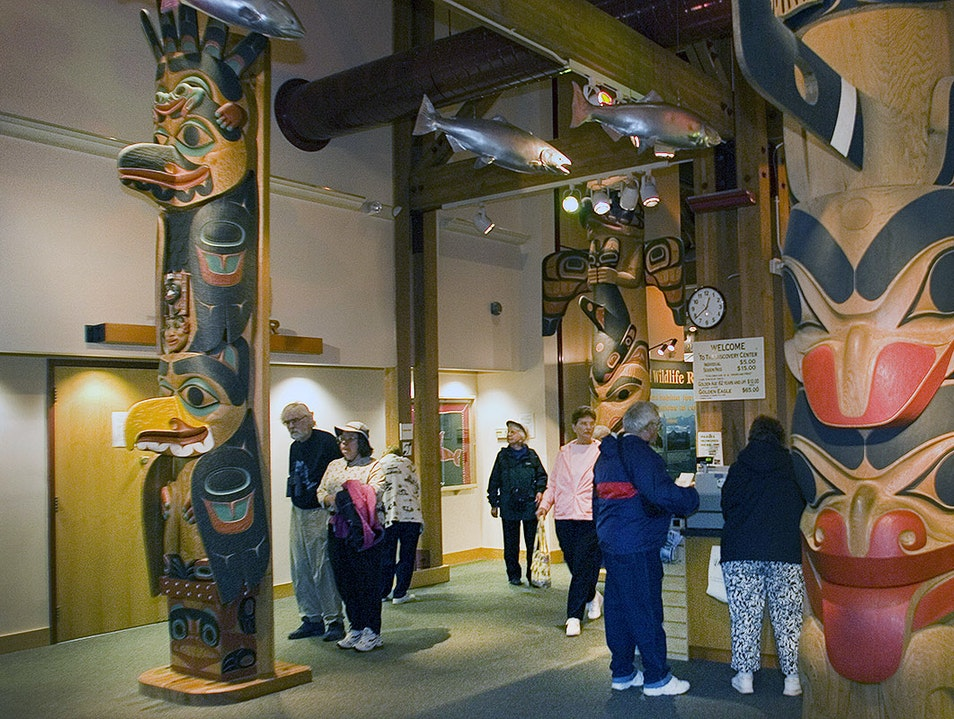 Southeast Alaska Discovery Center Ketchikan Alaska United States