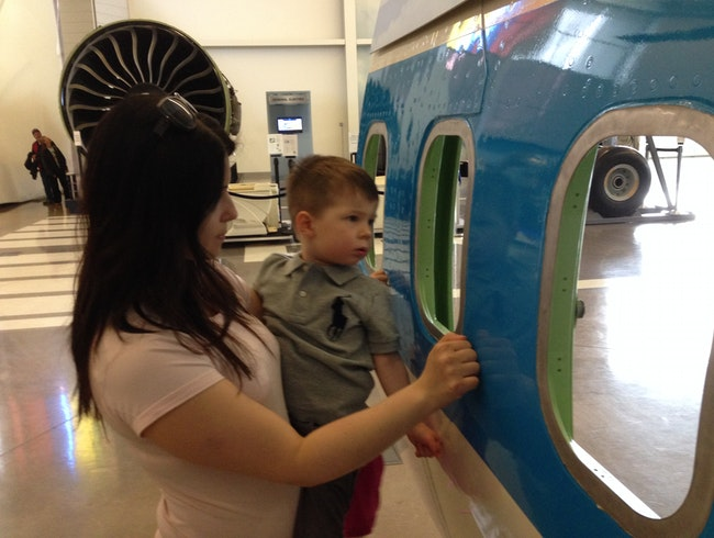 Hands on Experience with the Future of Flight