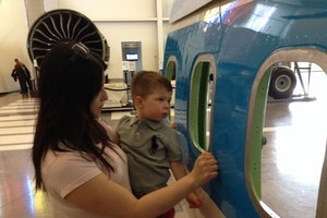Future of Flight Aviation Center & Boeing Tour