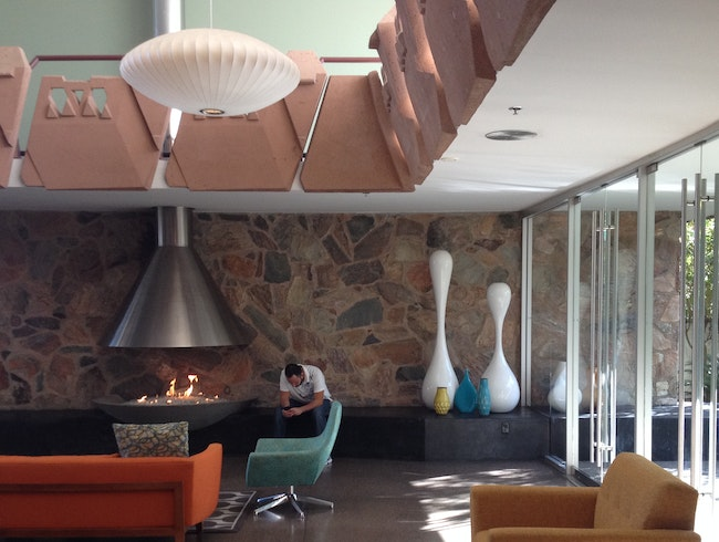 Embrace Midcentury Mod at Hotel Valley Ho