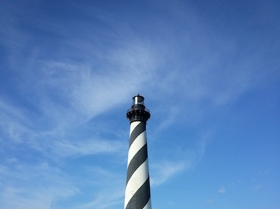 Cape Hatteras Lighthouse Buxton North Carolina United States