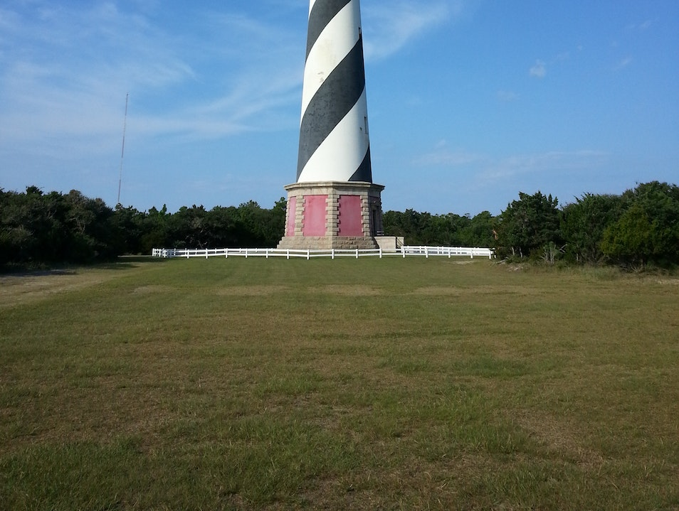 The Eye of Hatteras