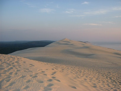 The Great Dune of Pyla La Teste De Buch  France