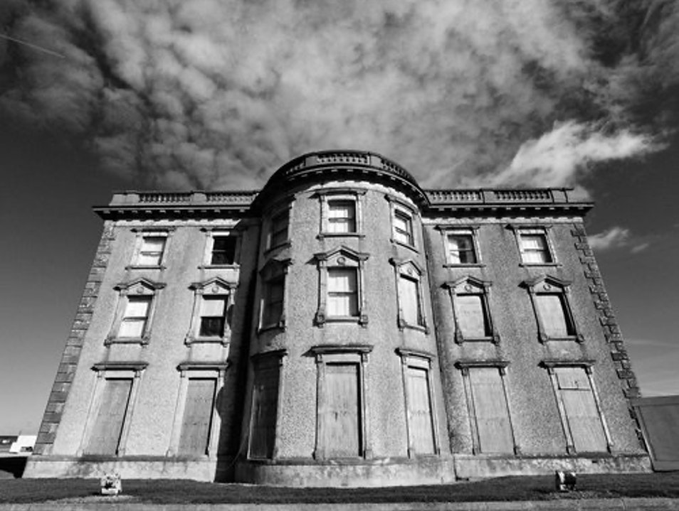 Are you brave enough for this haunted house? Fethard  Ireland
