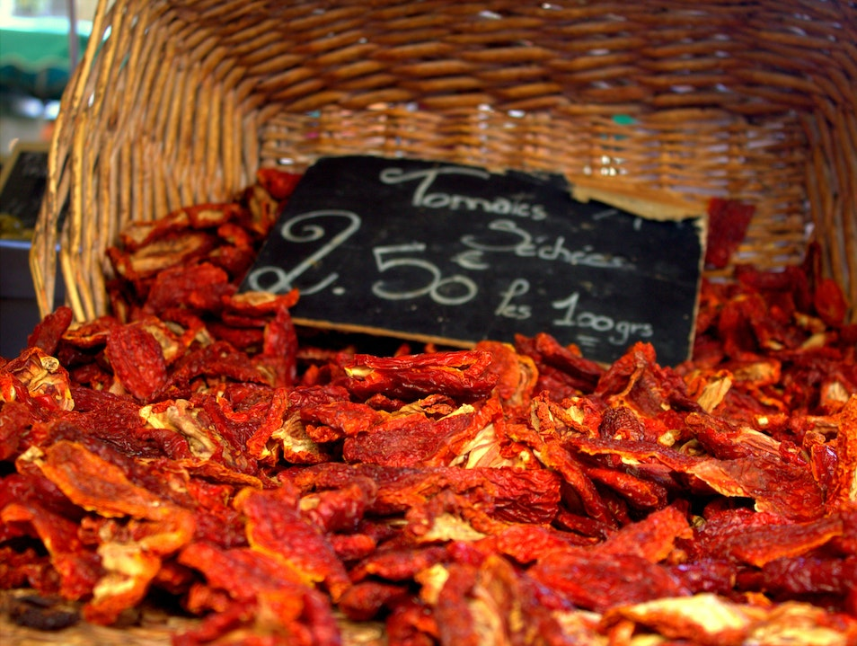 The Best Market in Provence