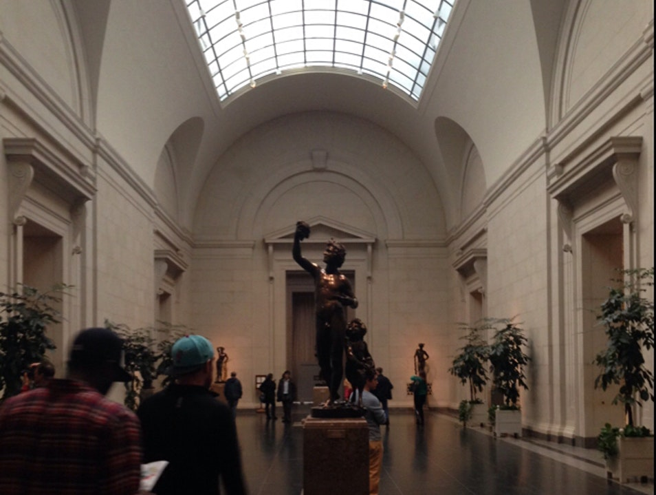 Adventures in the National Gallery