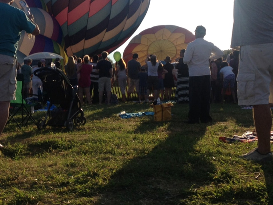 BalloonFest  Phillipsburg New Jersey United States