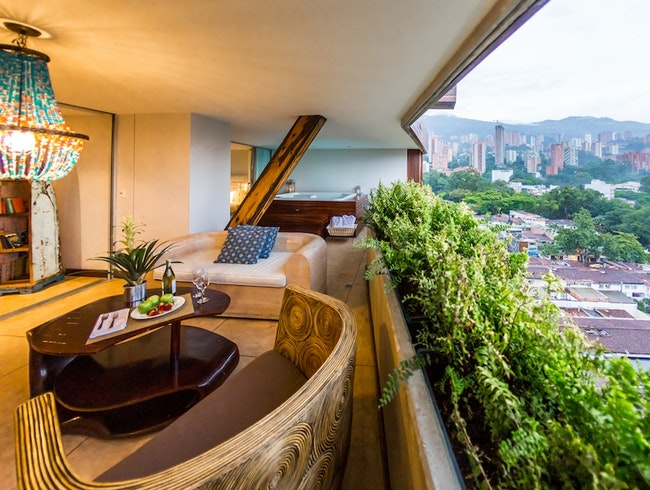 Eco-Friendly Boutique in Medellín