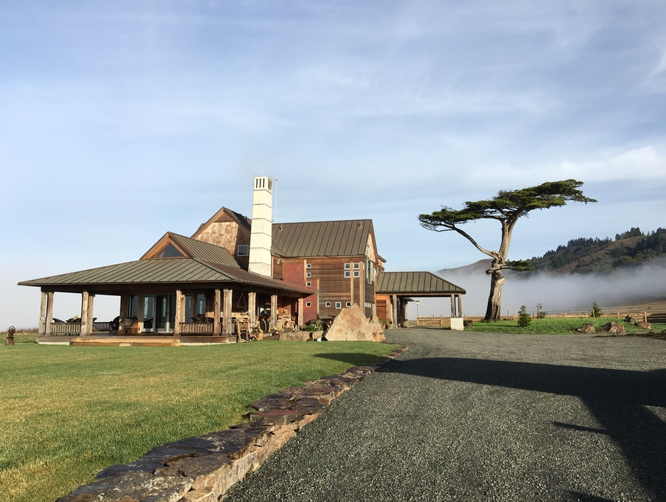 The North Coast's Game-Changing Luxury Ranch Lodging Fort Bragg California United States