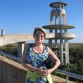 Shark Valley Observatory Tower Everglades National Park Florida United States