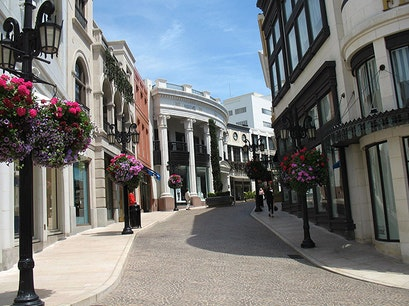 Rodeo Drive Beverly Hills California United States
