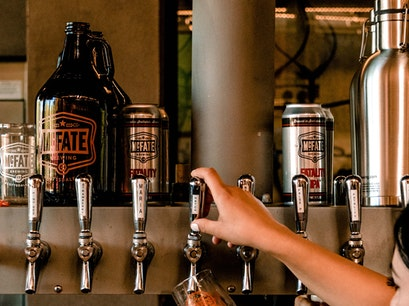 McFate Brewing Company Scottsdale Arizona United States