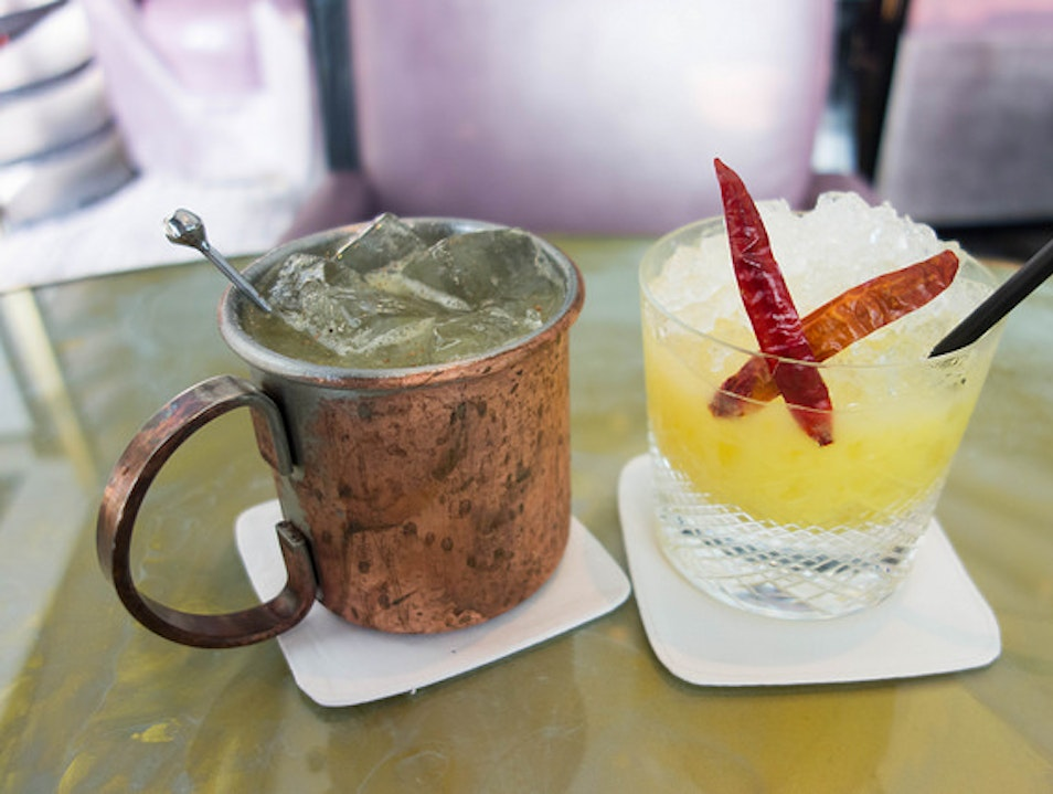 Fashionable Drinks, Beats and Bites