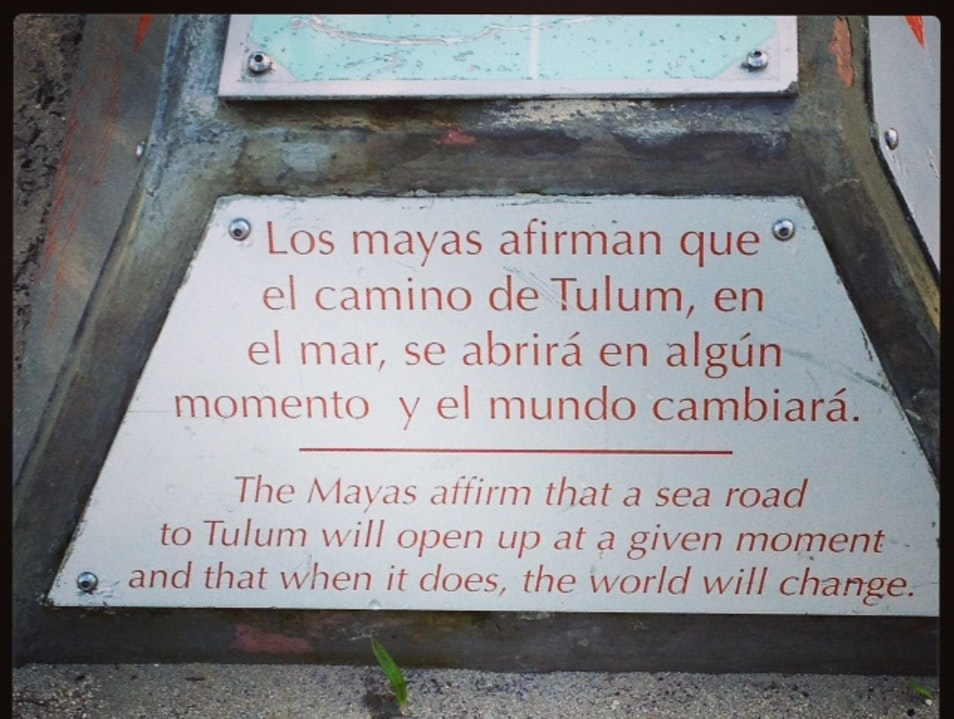 The Mayan Influence of Tulum