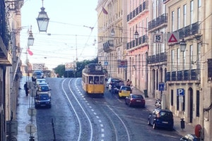First time in Lisbon!