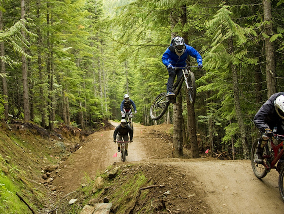 Learn to Mountain Bike like a Pro Whistler  Canada