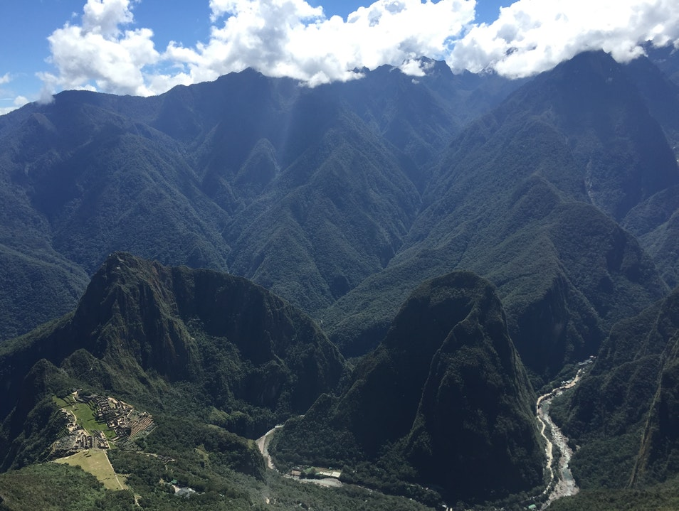 Climbing Machu Picchu Mountain: the most difficult hike I've ever done Santuario Historico Machu Picchu  Peru