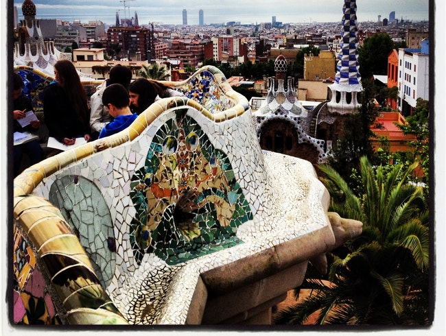 Barcelona: The Gaudi-Inspired 10K