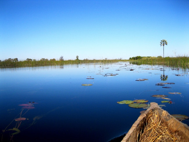 Tour Okavango on a Mokoro