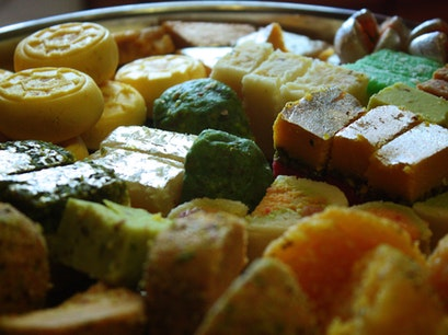 Nathu's Sweets New Delhi  India
