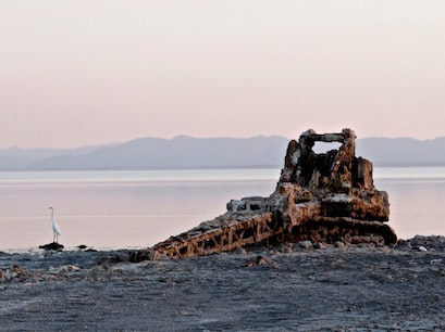 Bombay Beach, Salton Sea Niland California United States
