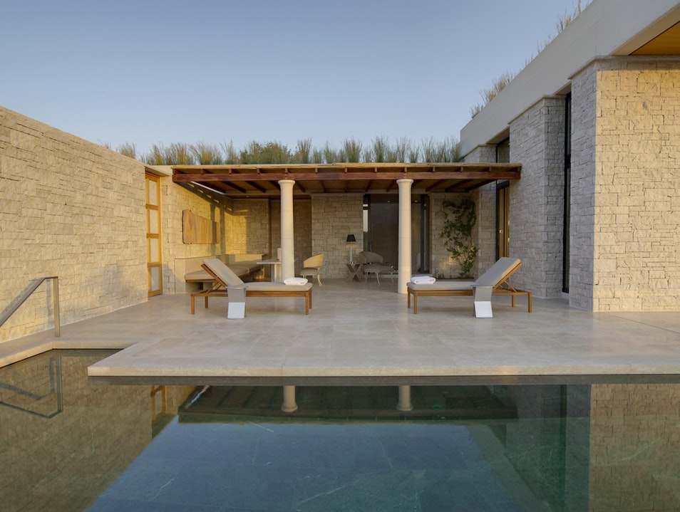 Holistic Health (and Luxury) in the Peloponnese Kranidi  Greece
