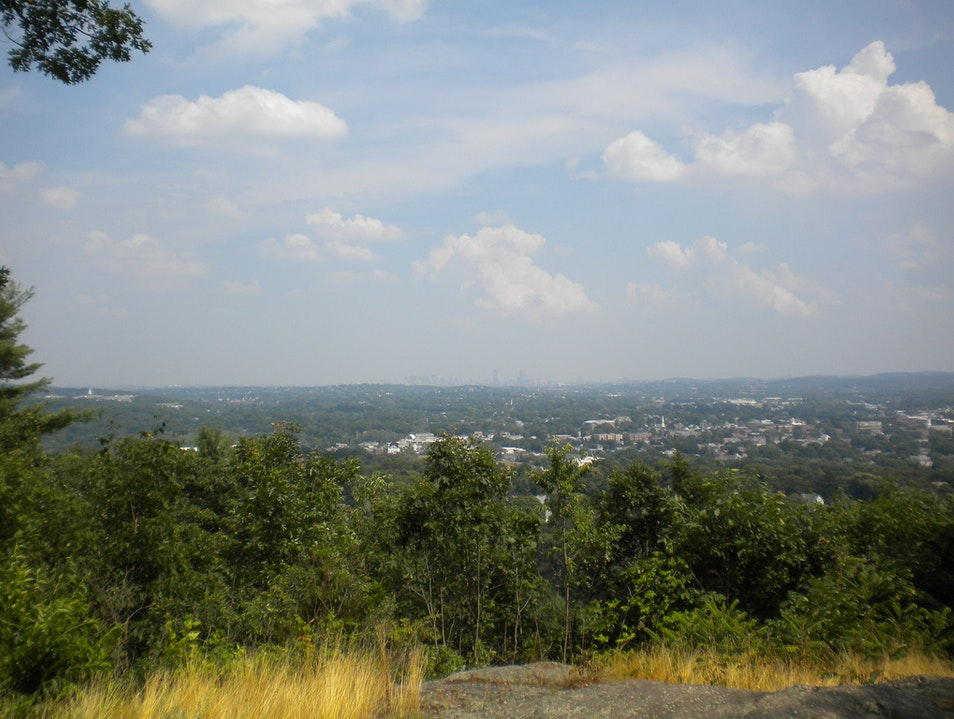 Hike to Scenic Views Waltham Massachusetts United States
