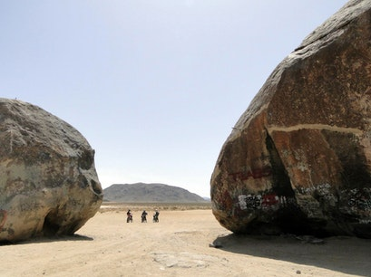 Giant Rock Landers California United States