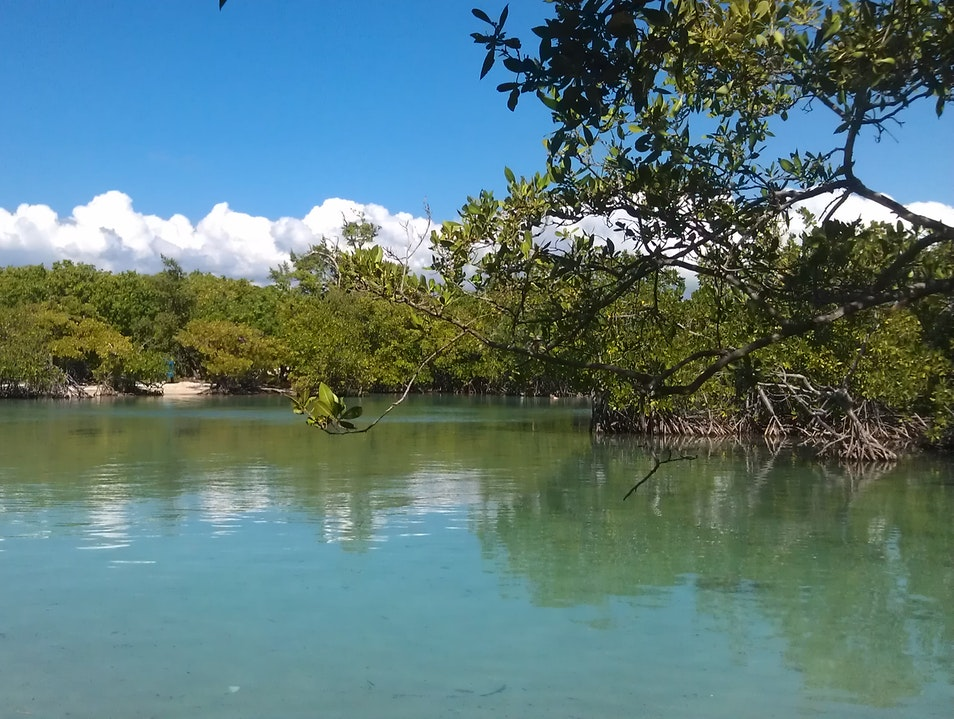 Snorkeling, Swimming and Jumping Guanica  Puerto Rico