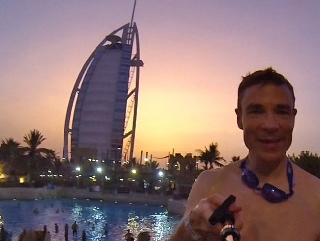 Wild Water Fun in Dubai