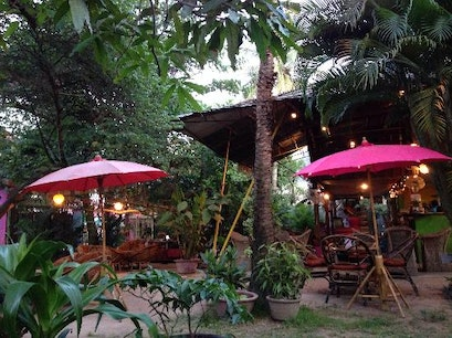 Peace Cafe Siem Reap  Cambodia
