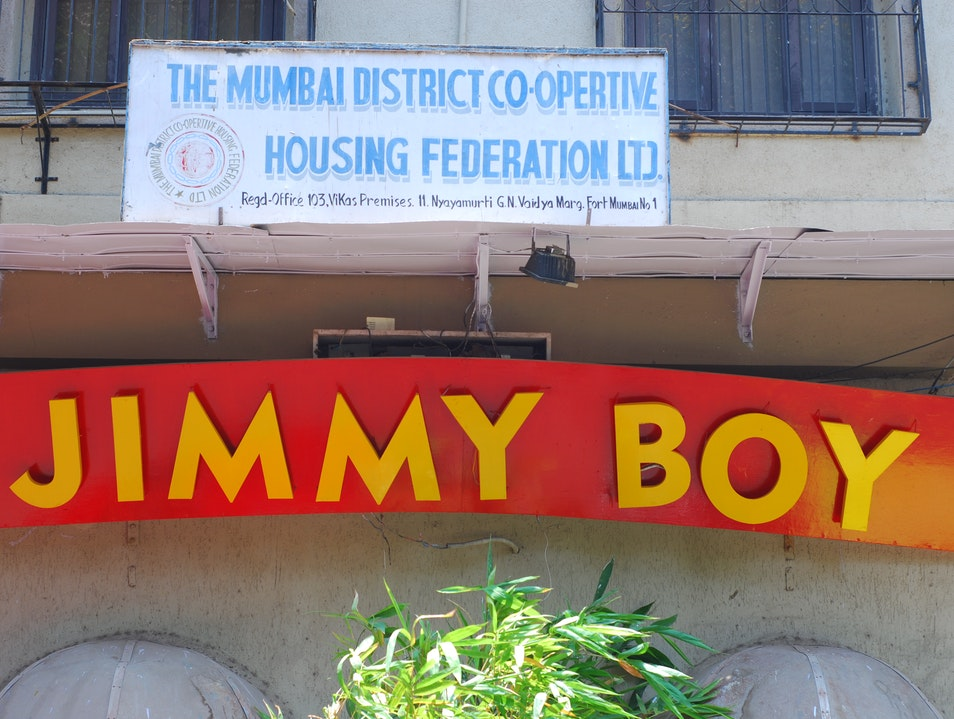 Step Back in Time at Jimmy Boy Mumbai  India