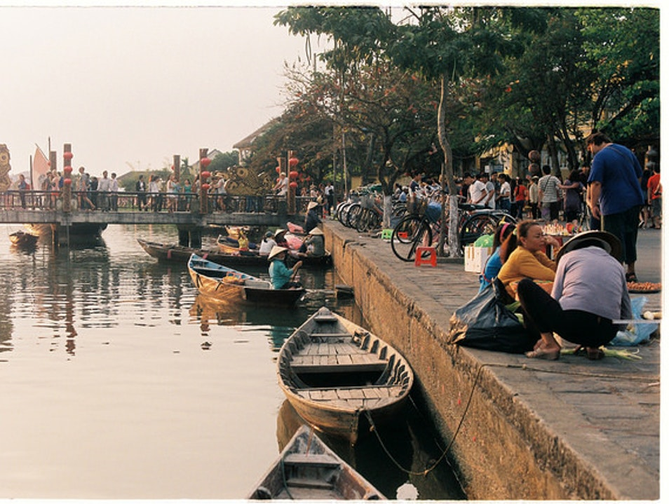 Learn How To Capture The Moment thành phố Hội An  Vietnam