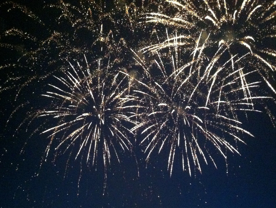 Love and Fireworks for San Giovanni