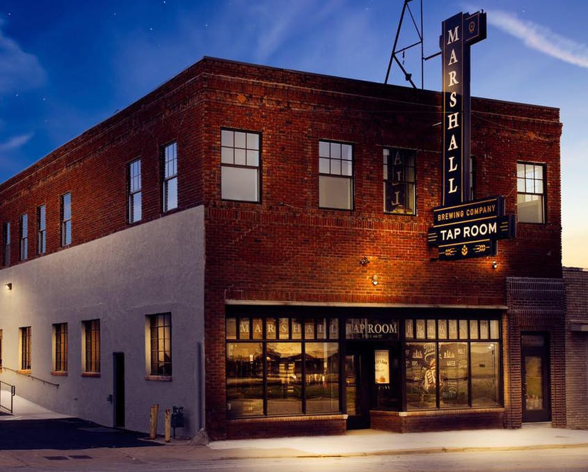 Marshall Brewing was the first craft beer brewery in Tulsa.