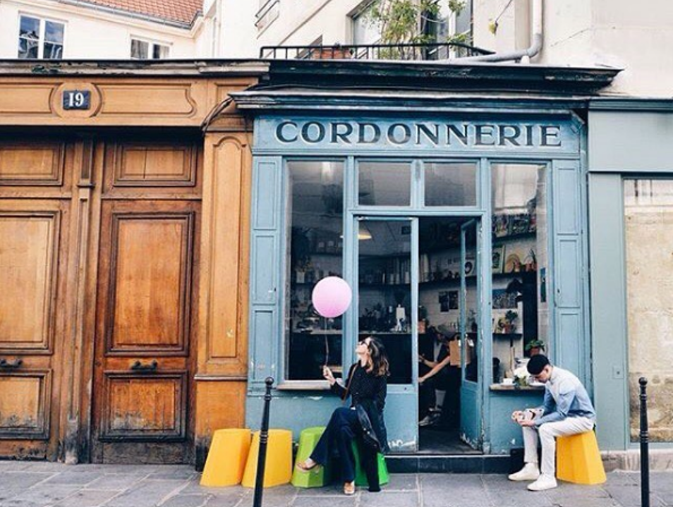 Paris's Most Instagrammable Coffee Shop