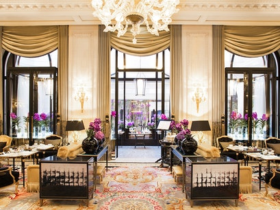 Four Seasons Hotel George V  Paris  France
