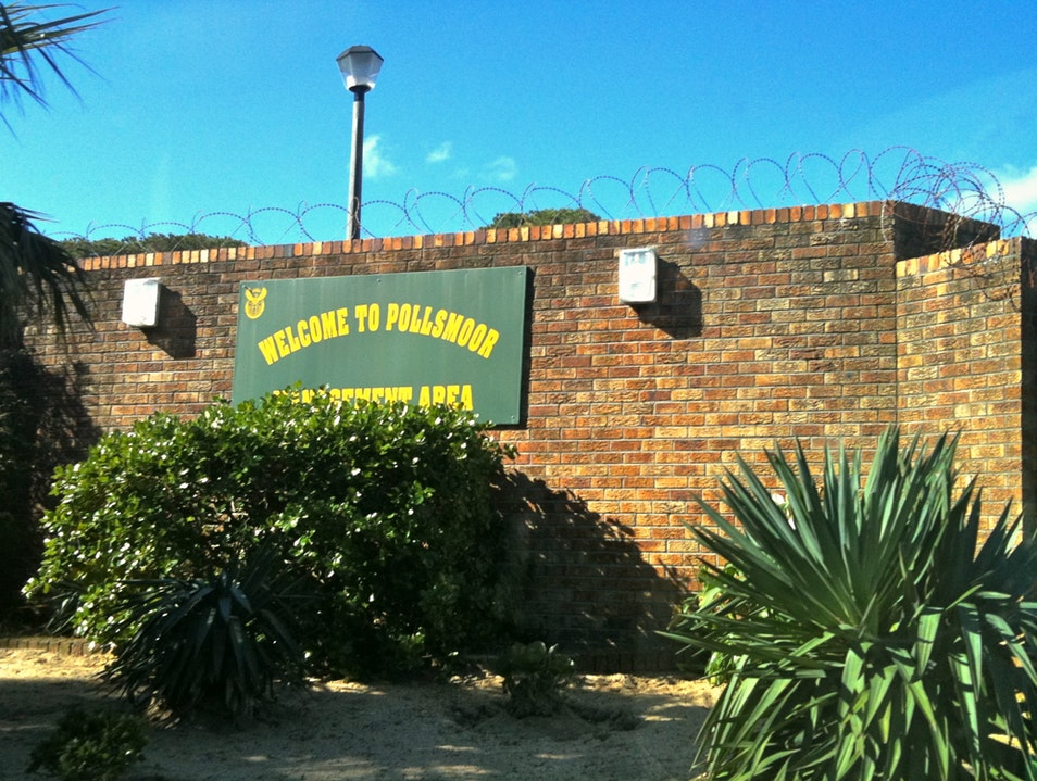 Inside Cape Town's Maximum Security Prison Cape Town  South Africa