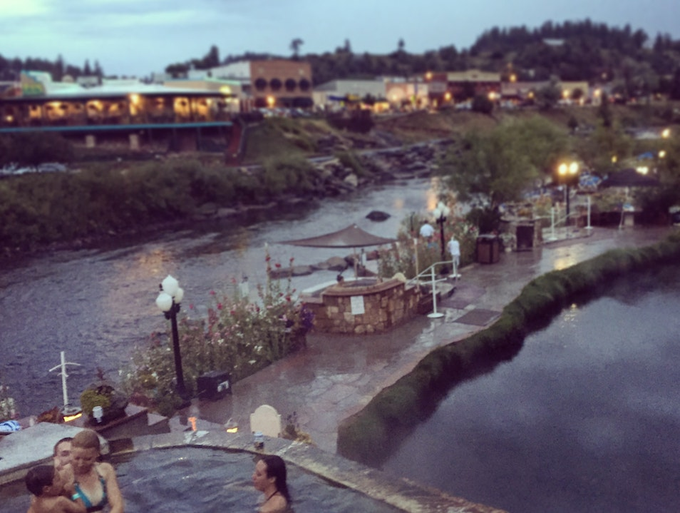 A Soaker's Paradise at the Springs Resort in Pagosa Springs Pagosa Springs Colorado United States