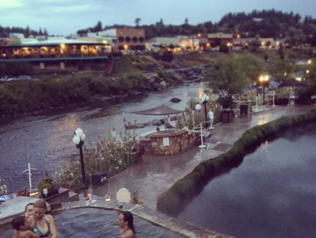 A Soaker's Paradise at the Springs Resort in Pagosa Springs