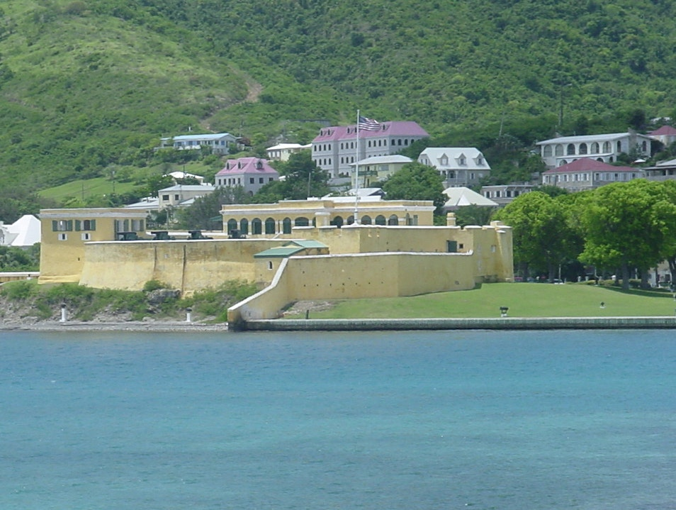 Christiansted  Christiansted  United States Virgin Islands