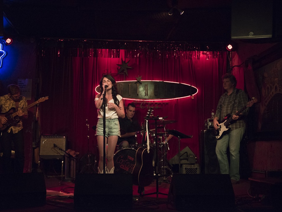 Find a Music Legend at the Continental Club