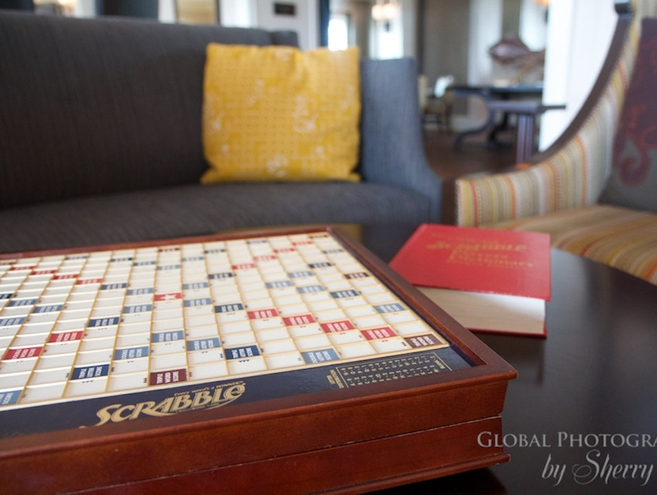 Roll the Dice at the Algonquin Hotel