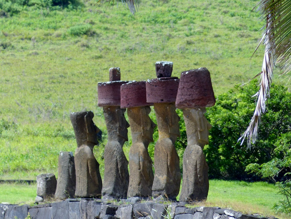 what I didn't expect about Easter Island Isla de Pascua  Chile