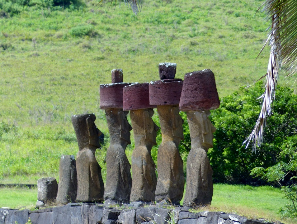 what I didn't expect about Easter Island