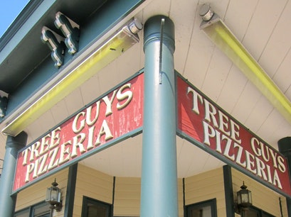 Tree-Guys Pizza Pub Itasca Illinois United States