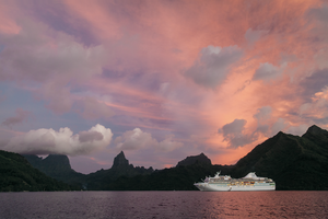 Experience Paul Gauguin Cruises Polynesian Voyages