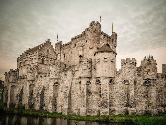 Gravensteen Fortress