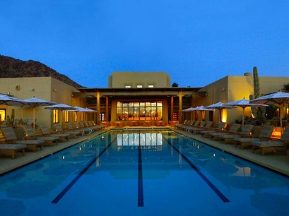 JW Marriott Camelback Inn Resort & Spa Paradise Valley Arizona United States